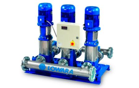 Вертикальные многоступенчатые насосы Lowara e-SV нашли применение в насосных станциях горячего и холодного водоснабжения в жилых многоквартирных домах города Красноярска. […]
