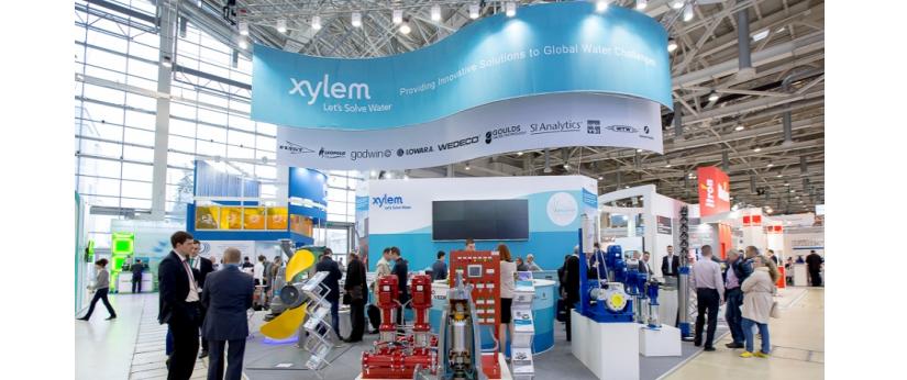 Открытие московского офиса Xylem
