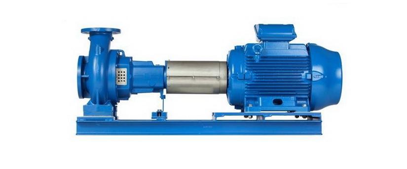 Насосы Lowara e-NSC из нержавеющей стали для максимального энергосбережения