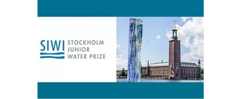 Специалисты Xylem и Lowara на Stockholm Junior Water Prize