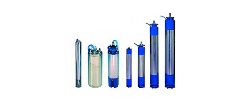 Новые скважинные насосы Lowara для буровых скважин