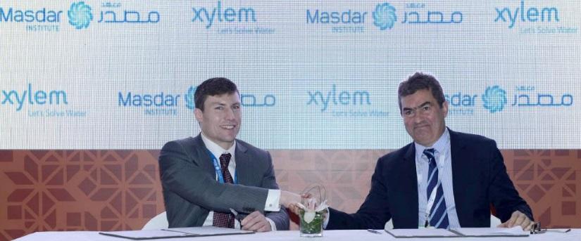 Новый проект корпорации Xylem стартовал в ОАЭ