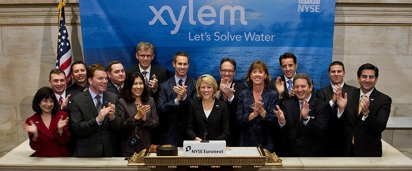 Нью-Йорк поддержит Xylem в модернизации водной инфраструктуры