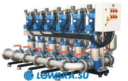 В числе широкого ассортимента высокотехнологичного оборудования в сфере водоснабжения компания Lowara представляет вниманию потребителей линейку функциональных автоматических моделей GXS20, GMD20, […]