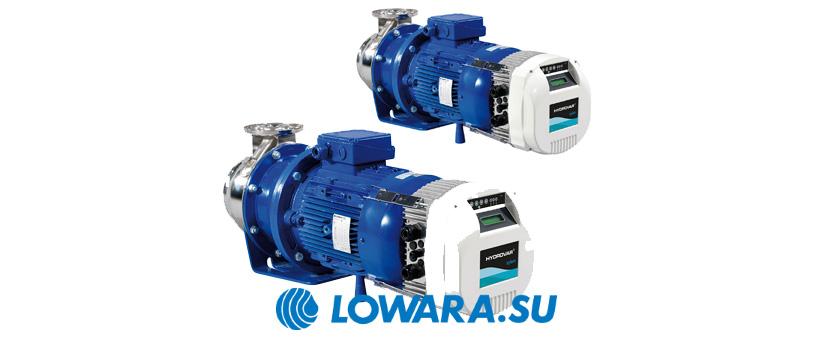 Горизонтальные центробежные насосы Lowara e-SH