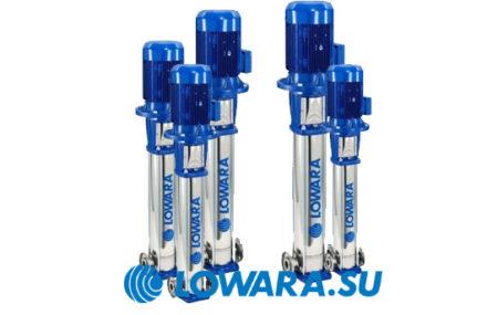 Главная конструктивная особенность насосного оборудования нового поколения Lowara SVI состоит в том, что насосы серии оснащены погружной гидравлической частью. Благодаря […]