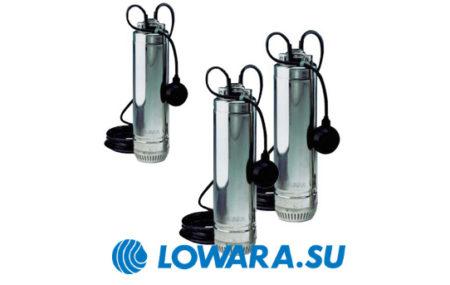 Скважинные насосы Lowara SCUBA – инновационное решение в области водонапорных систем. Это серия компактных погружных насосов, которые получили широкое распространение […]