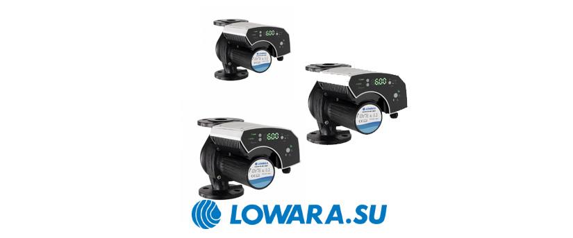 Циркуляционные насосы LowaraXL/XLplus