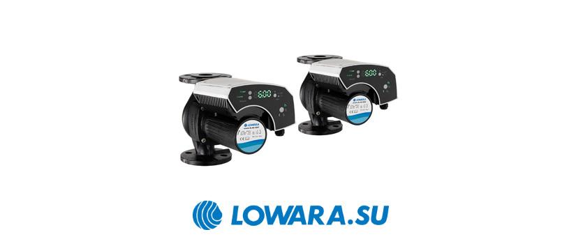 Циркуляционные насосы Lowara XL / XLplus