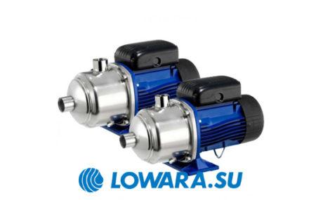 Горизонтальные многоступенчатые центробежные электронасосы с резьбовым подключением Lowara HM HMS — это многофункциональное профессиональное насосное оборудование, которое выполняет обширный перечень […]