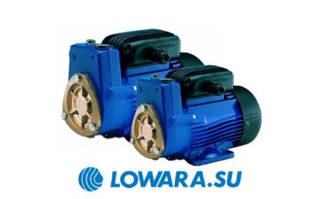 Моноблочные самовсасывающие одноступенчатые насосы Lowara SP от ведущего итальянского производителя водонапорного оборудования, компании Lowara, относятся к категории универсальных насосов. Они […]