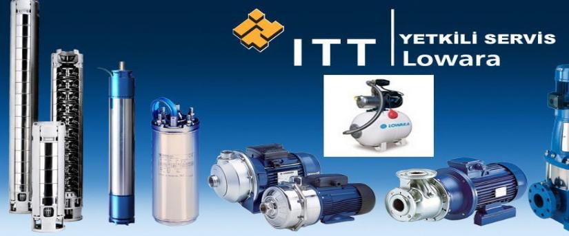 Select ITT — новая интернет-база по подбору насосов Lowara