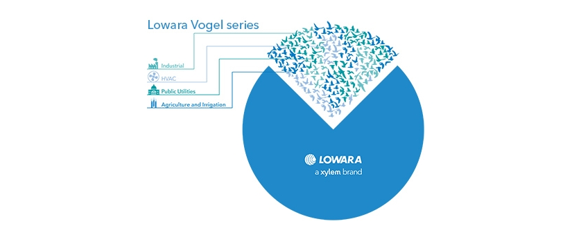 Насосы Lowara и Vogel теперь будут выпускаться под единым брендом