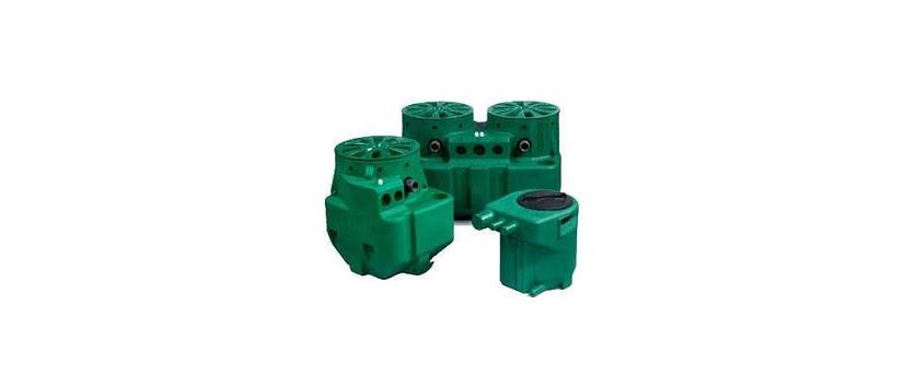 Новые канализационные станции Lowara Singlebox и Doublebox