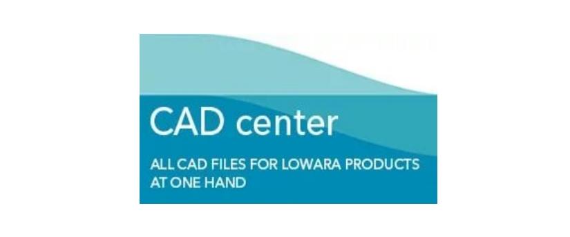 Подбop насосов Lowara с помощью CAD центра Lowara