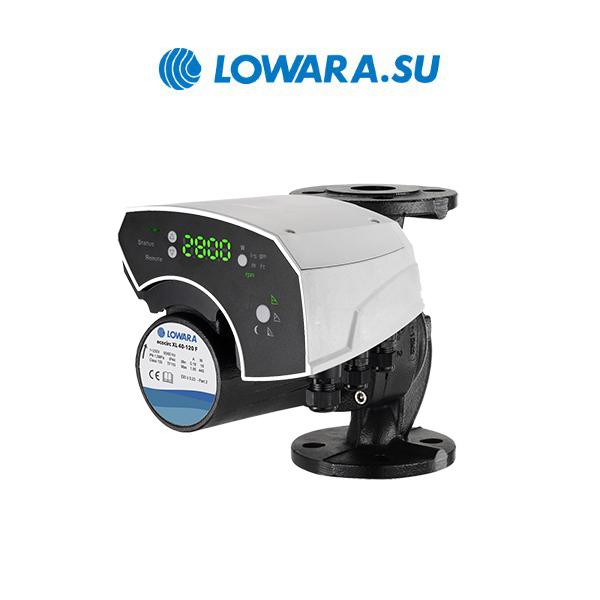 Насосы Lowara ecocirc XL 100-120 F