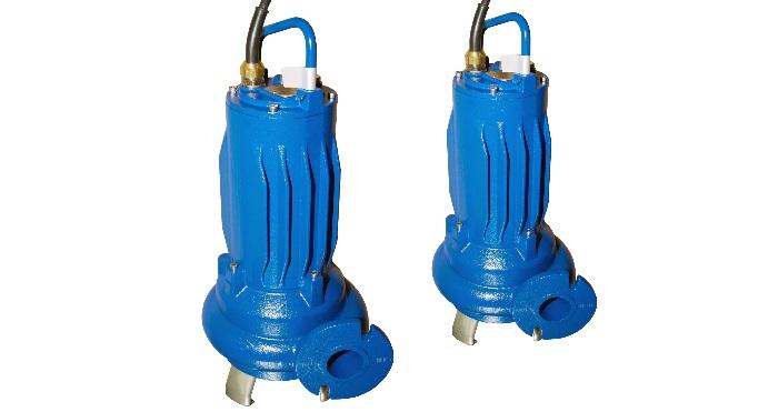 Погружные насосы Lowara GL-GLV для сточных вод