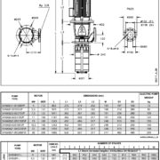 Насосы Lowara SVI 6605/1S
