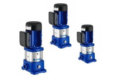 Насосы Lowara серии VM — это современные, устойчивые к внешним воздействиям насосы, предлагающие надёжное водоснабжение для большинства зданий. Данные насосы […]