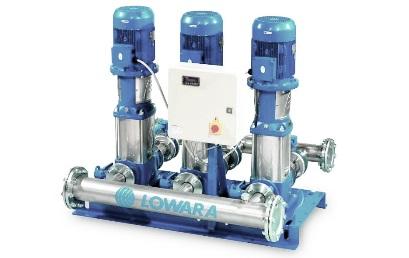 Насосные установки Lowara GHV