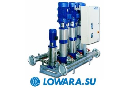 Установки повышения давления Lowara серии GS – это автоматические бустерные системы водоснабжения с постоянной частотой вращения, которые среди одноименной продукции […]