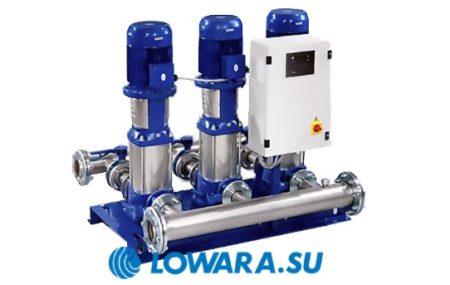 Одна из основных особенностей функционирования установок повышения давления компании Lowara из серии GVF состоит в возможности регулировки частот двигателя. Эта […]