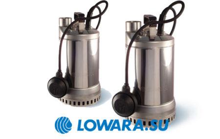 Lowara DIWA – многофункциональное высокоэффективное насосное оборудование, которое предназначено для перекачки чистых составов, а также жидкостей с небольшой долей твердых […]