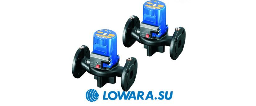 Циркуляционные насосы Lowara FLC