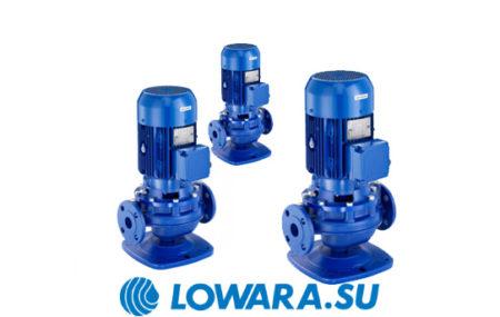 Серия насосного оборудования Lowara e-LNE представлена компактными, удобными функциональными решениями, которые заслужили авторитет в своем сегменте рынка и пользуются повышенным […]