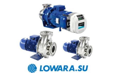 Серия центробежных насосов из нержавеющей стали AISI 316 с высокоэффективными электродвигателями нового поколения Lowara e-SH пользуется заслуженным авторитетом в числе […]