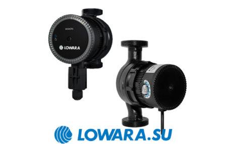 Ведущий мировой производитель качественного водонапорного оборудования компания Lowara предлагает вниманию потребителей новую линейку циркуляционных насосов Lowara ecocirc BASIC. Благодаря обширному […]