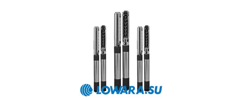 Скважинные погружные насосы Lowara Z6