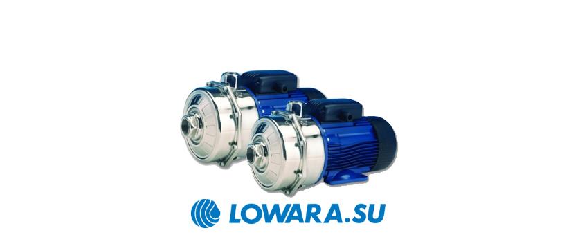 Центробежные одноступенчатые насосы Lowara CEA CA