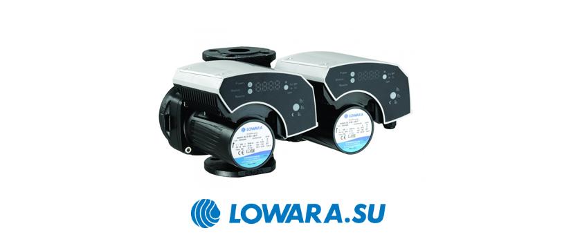 Циркуляционные насосы Lowara ecocirc XL/XL plus