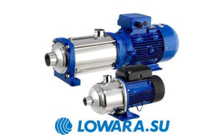 Многоступенчатые насосы Lowara e-HM — универсальное насосное оборудование широкого спектра назначения. Это компактные высокопроизводительные мощные насосы, которые предназначены для работы […]