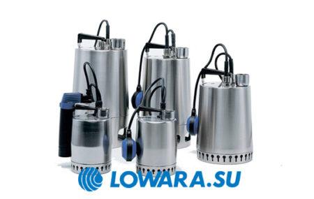 Погружные дренажные насосы Lowara DIWA разработаны специально для эксплуатации в сложных условиях при повышенных нагрузках. Материалом ведущих комплектующих оборудования выступает […]