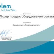 Насосы Lowara 33SV6/1A