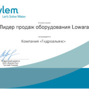 Насосы Lowara LNEE 40-200/55